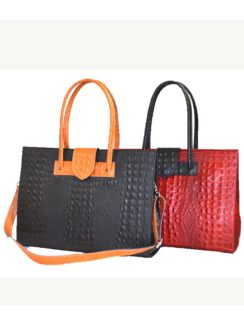 Women's Leather Handbag Style: 816